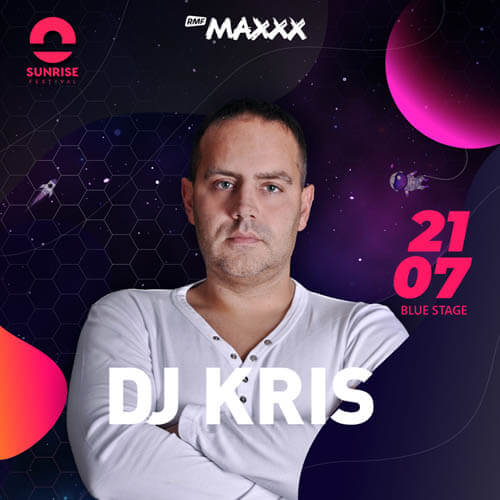 Sunrise Festival 2019, Podczele - DJ KRIS (The History Of Sunrise)