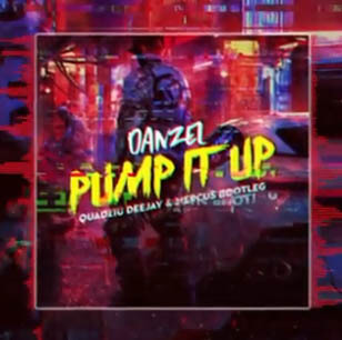 Danzel - Pump it up (QUADZIU DEEJAY & MERCUS BOOTLEG)