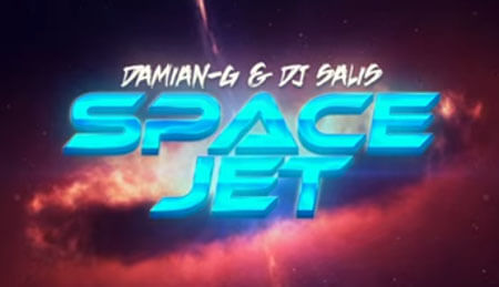 DAMIAN-G & DJ SALIS - SPACE JET (ORIGINAL MIX)