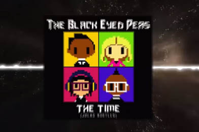 The Black Eyed Peas - The Time (Julas Bootleg)