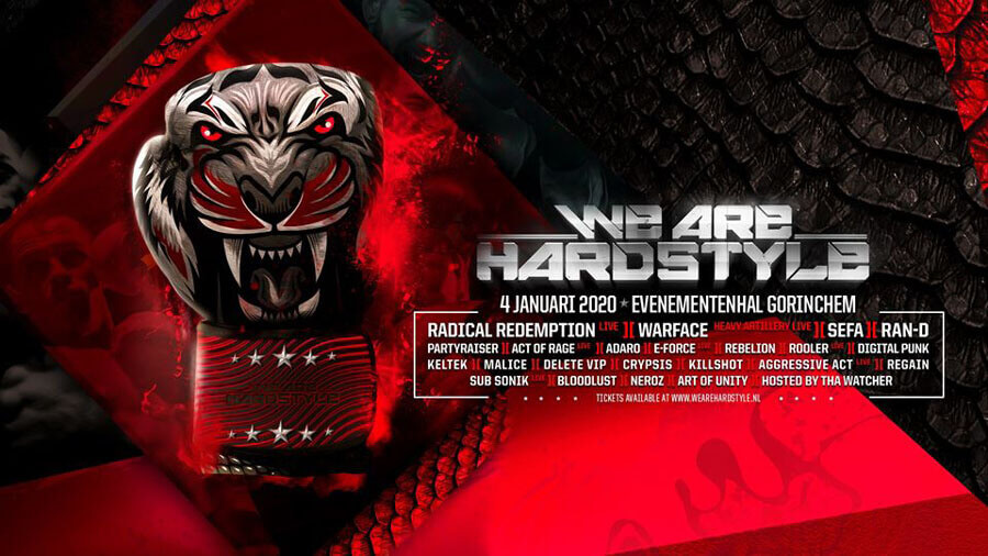 We Are Hardstyle 04.01.2020