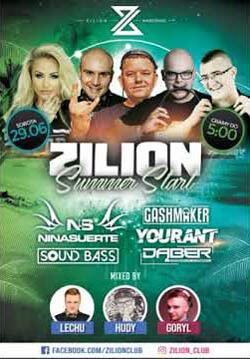 DJ YOURANT - ZILION CLUB WRZELOWIEC - ZILION SUMMER START 2019